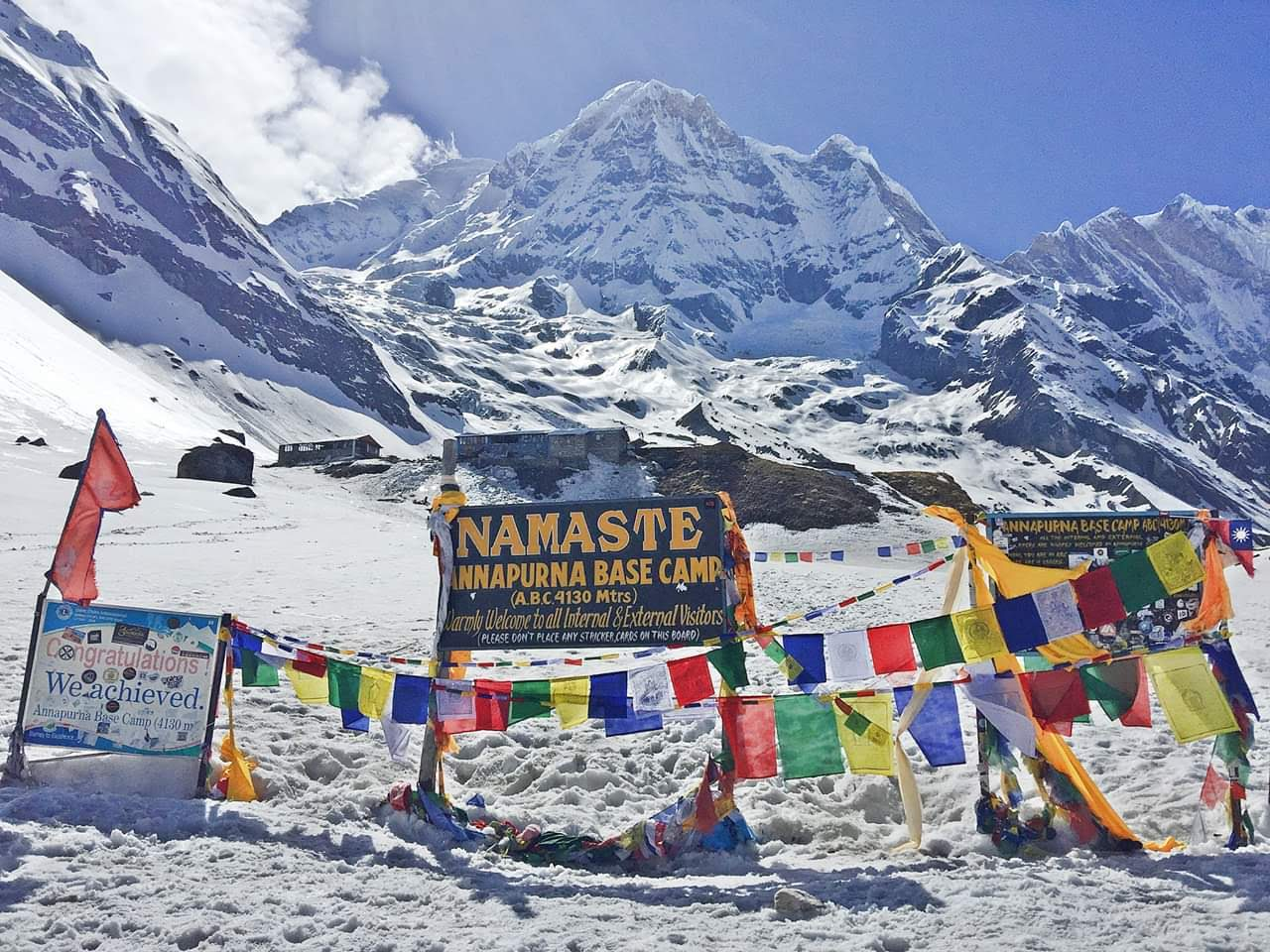 Annapurna BC Trek- 10 Days
