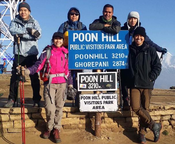 Poon Hill, Kaski, Nepal