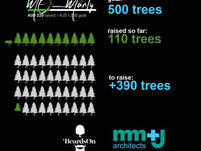 BeardsOn Conservation - 110 trees+
