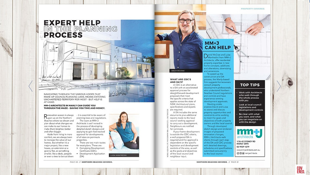 mmj architects have sydneys northern beaches covered winter 2017 pp80-81