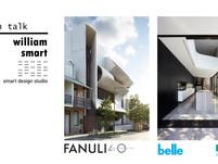 mmj design talk | william smart {Smart Design Studio}