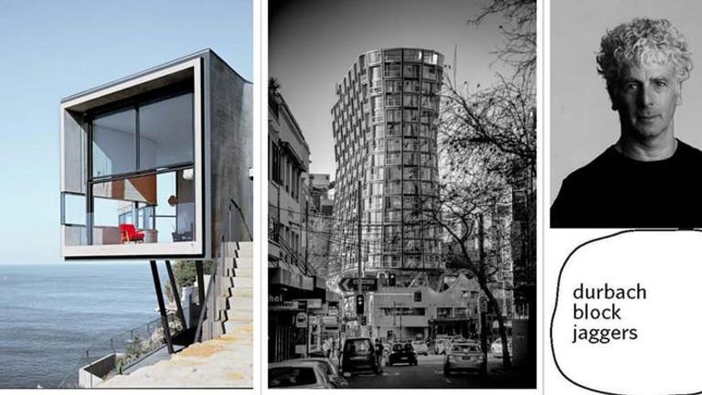 Neil Durbach - DurbachBlockJaggers Architects speaking @ Cosentino Showroom (1)