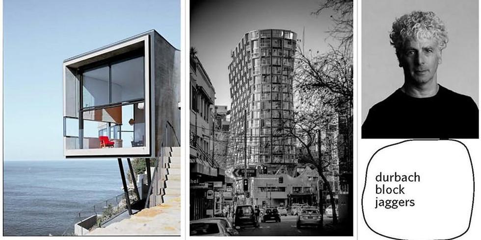 Neil Durbach - DurbachBlockJaggers Architects speaking @ Cosentino Showroom