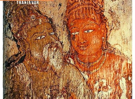 Chola frescoes: A splendorous jewel of Indian temple art