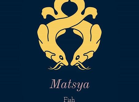 Matsya: The avatar of boundless liberty and saviour of life