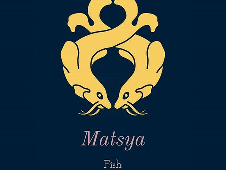 Matsya: The avatar of boundless liberty and saviour of life