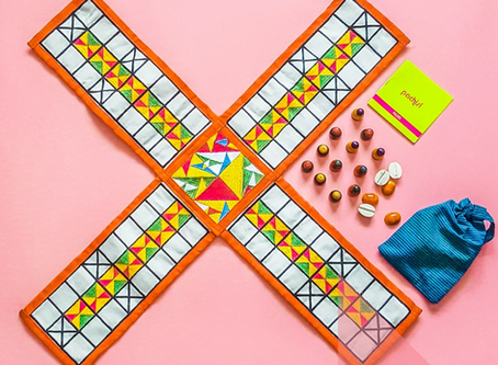 India Indoors: Fascinating board games from ancient India