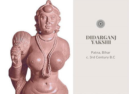 The Accidental Discovery of a Didarganj Yakshi