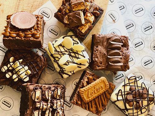 8 brownie box