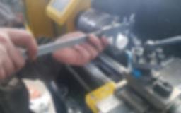 изготовление втлок рулевой рейки