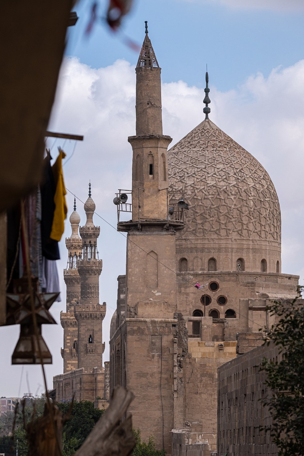 Sultan Qalawoon Mosque Egypt Old Cairo