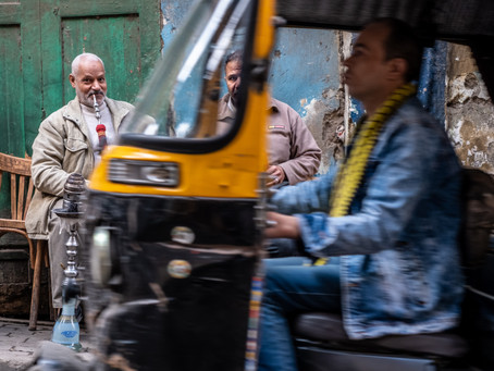Streets of Old Cairo