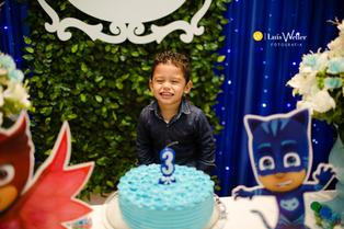 Aniversário do Pietro - 3 anos