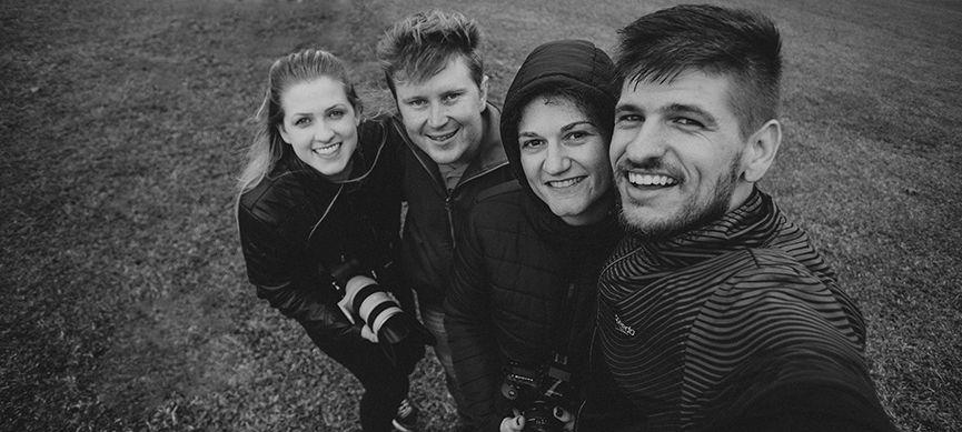 Equipe de Fotografia da Luís Weller