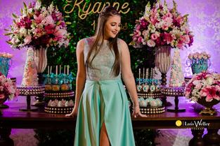 Kyanne - aniversário 15 anos