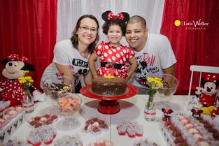 Maria Clara - Aniversário 3 anos