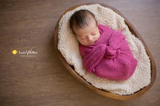 Newborn Alícia