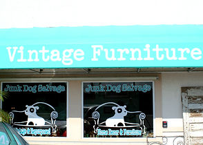Vintage Furniture, antiques and re purposed items