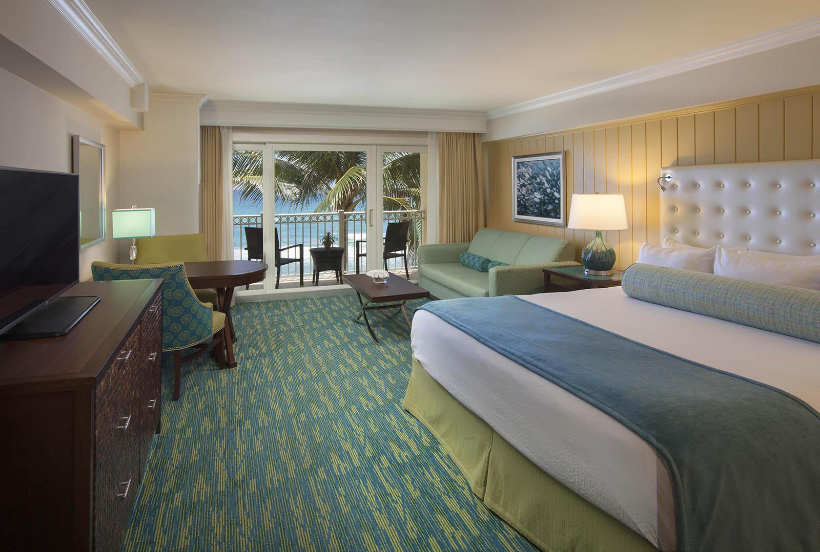 Beautiful ocean front rooms