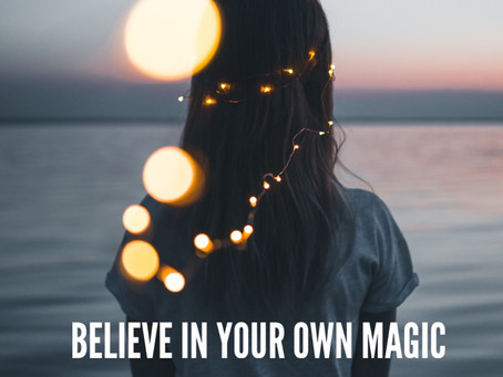 Are You Resisting Your Magic?