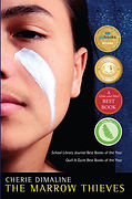Marrow Thieves Cover with four seals.jpg