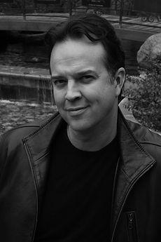 Richard Scarsbrook (Photo by D. McMann).