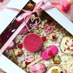 Valentine's Treat Boxes