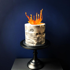 Steel Cake