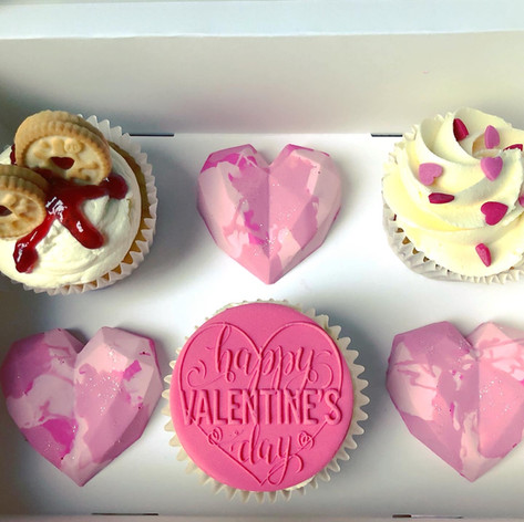 Valentine's Treat Box