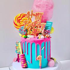 Sweetie Explosion Cake!