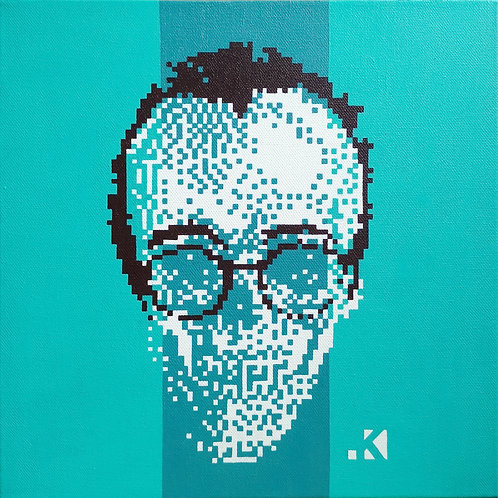 Keith Post Portrait