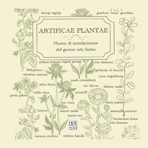 Artificae Plantae - collettiva