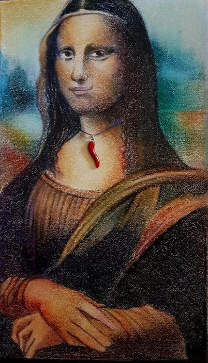 Monna Lisa Souvenir
