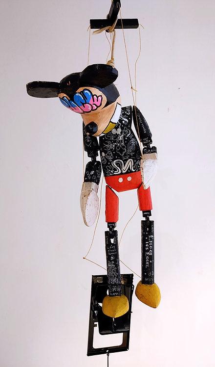 Progetto per una marionetta malata (Mickey Mouse o anche la passione di Sisifo)