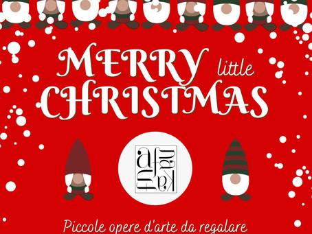 Natale con l'arte. MERRY little CHRISTMAS!
