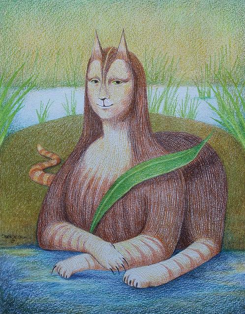 L'erba della Gioconda