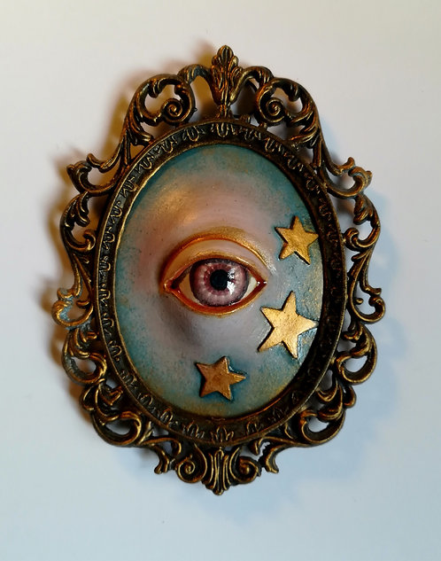 Occhio stellato