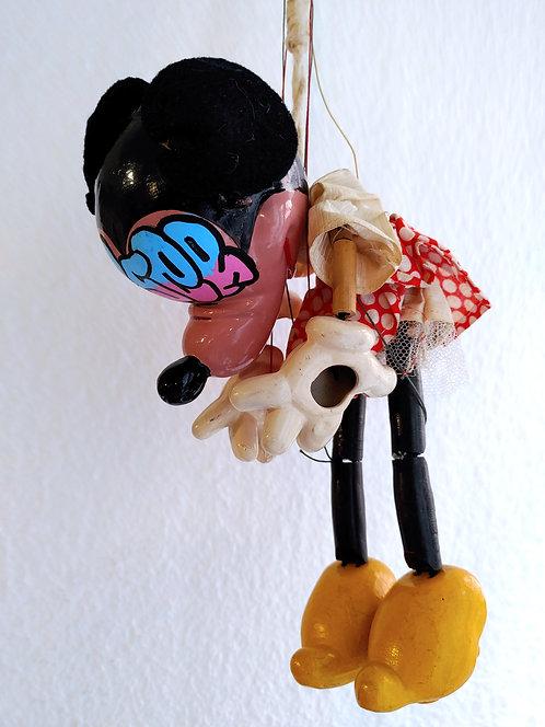 Progetto per una marionetta malata (Poser Minnie)