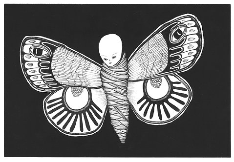 Butterfly bondage