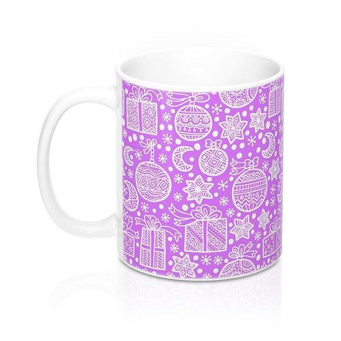 Basic Christmas Mug 1 (#72)