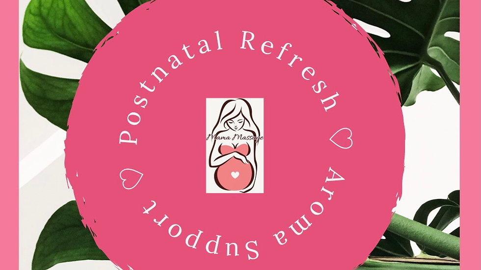 Postnatal Refresh Aroma Kit