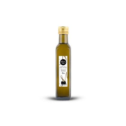 Huile d'olive aromatisée au citron Biologique