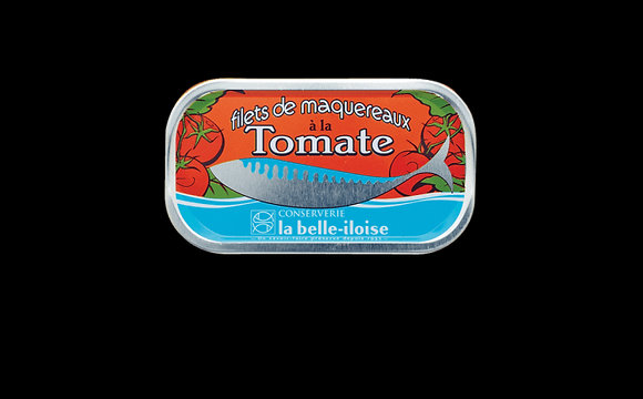 Filets de maquereaux à la tomate