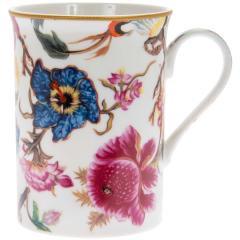 Mug 'Anthina' porcelaine, 11x8x10cm
