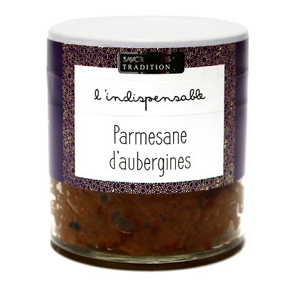 Parmesane d'aubergine