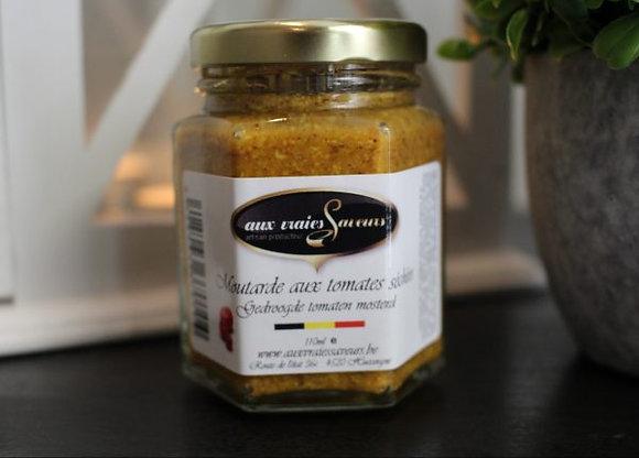 Moutarde aux tomates séchées