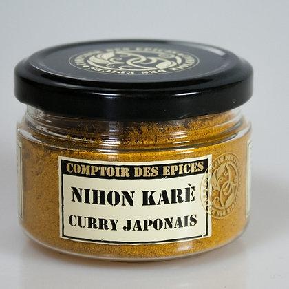 Curry Japonais – Nihon Karé