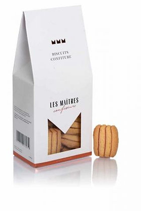 BISCUITS CONFITURE - 120 GR
