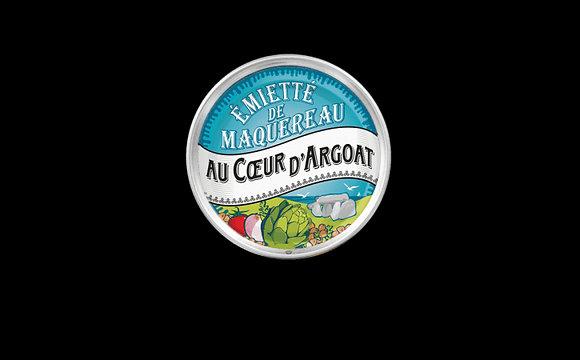 Émietté de maquereau Au Cœur d'Argoat