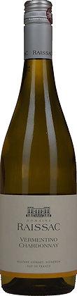 "Domaine Raissac ""Vermentino/Chardonnay""Pays d'Oc I.G.P. 2016"